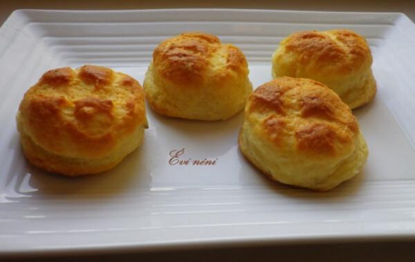 Pihe-puha krumplis pogácsa
