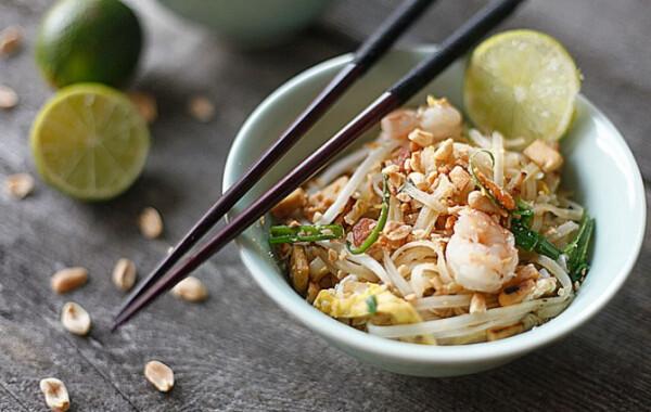 Pad thai Dacota konyhájából