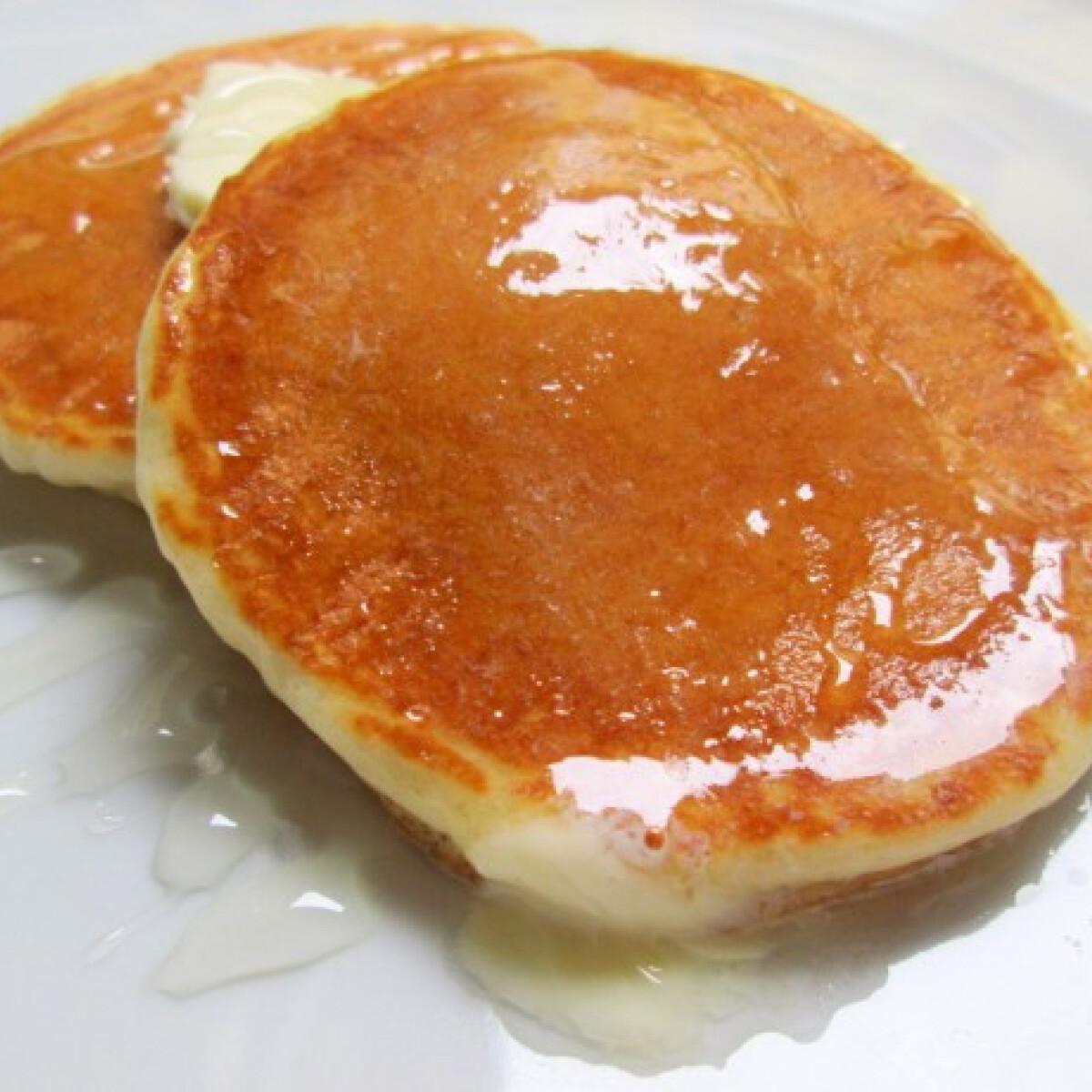 Japán palacsinta Eiko Toda konyhájából