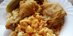 Paprikás csirke nokedlivel Miss Sweetlytől