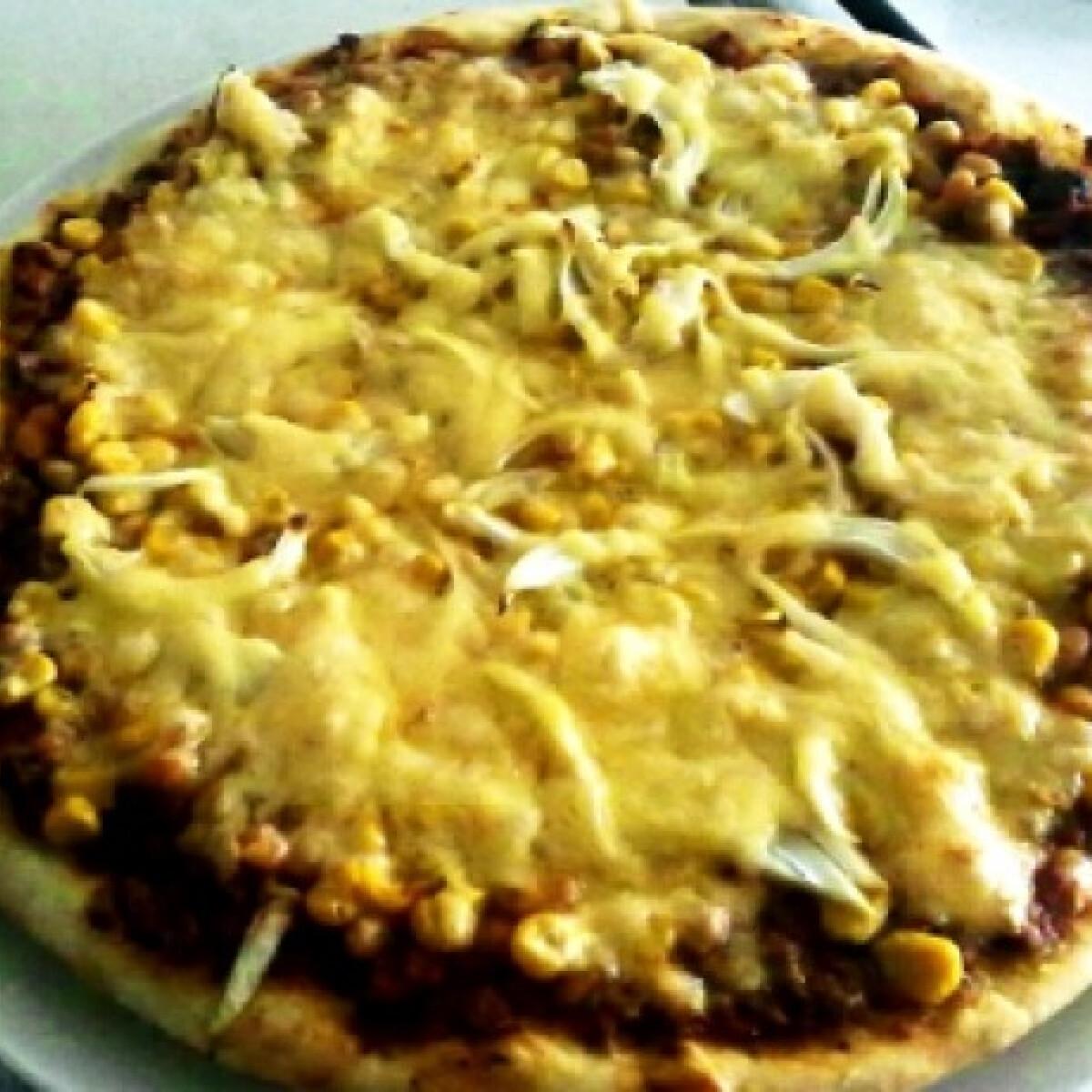 Pizza nagyevőknek