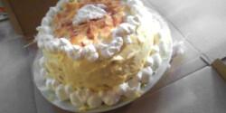 Oroszkrém torta Zita konyhájából