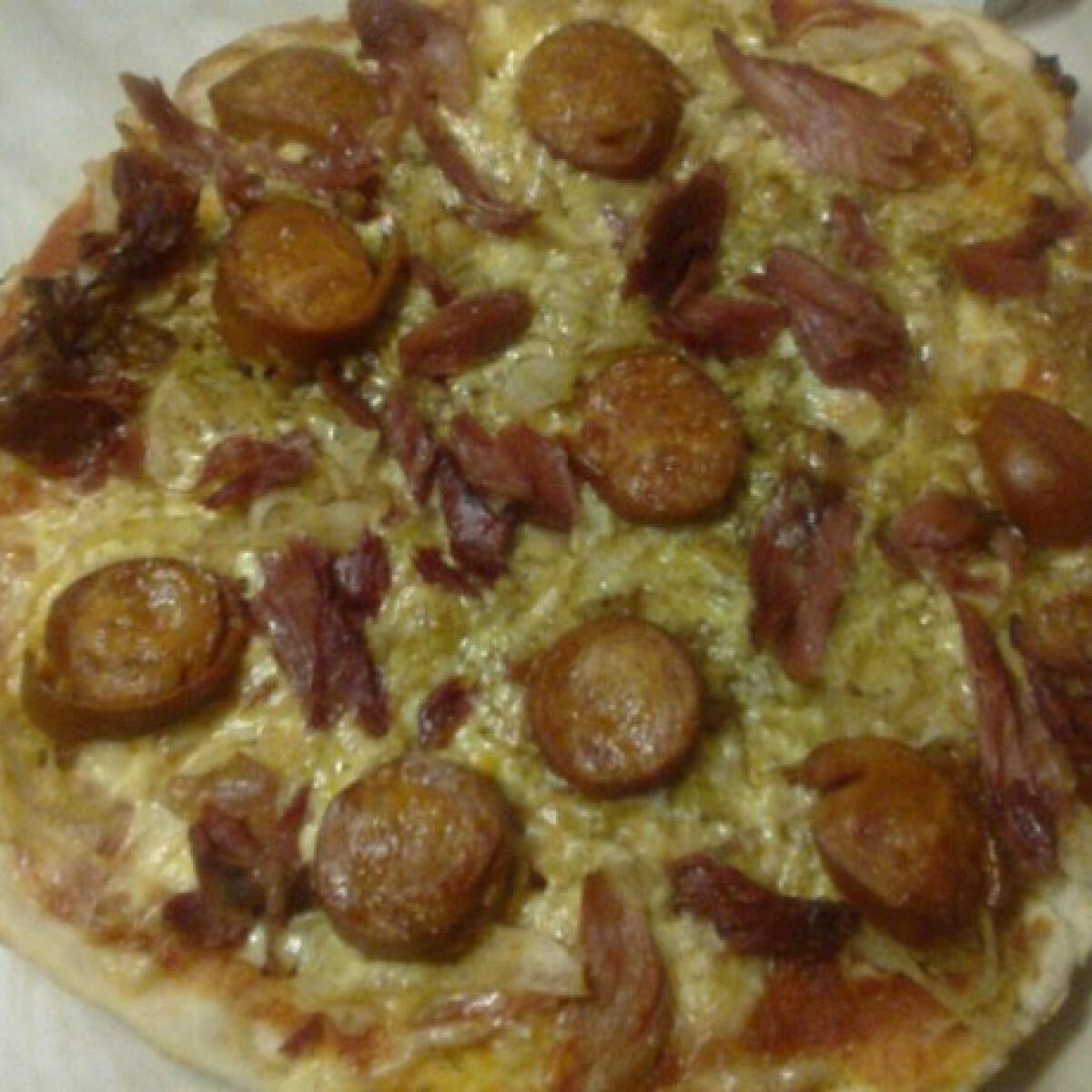 Bajoros pizza