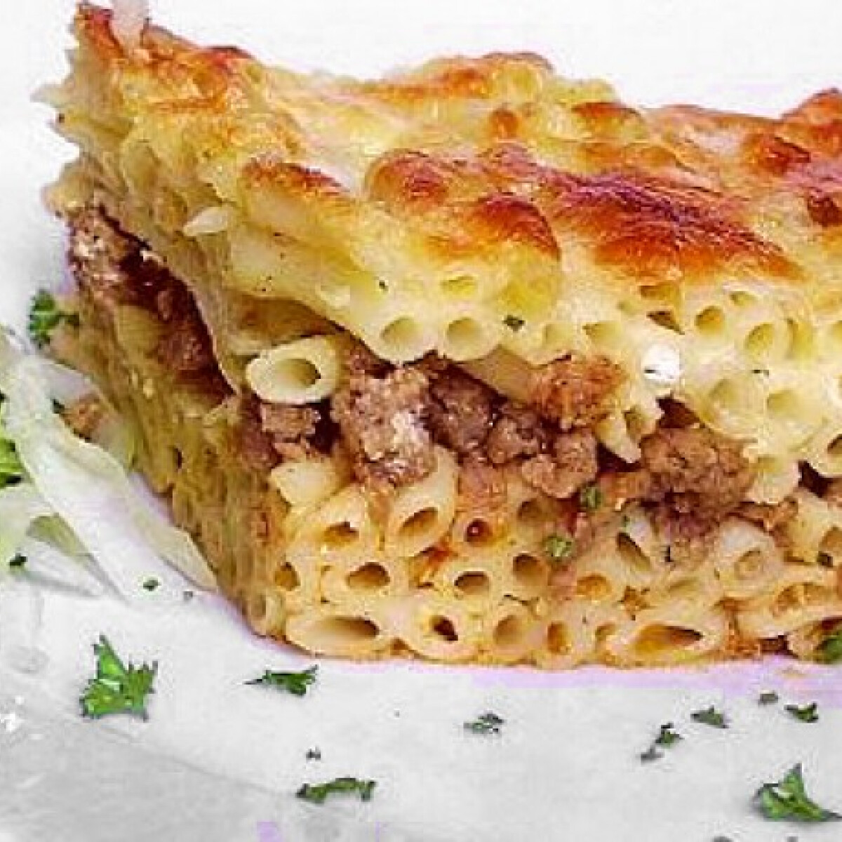 Makaróni pite