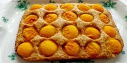 Barackos pite Évi néni konyhájából
