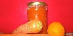 Narancsos répalekvár