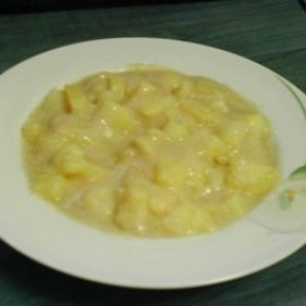 Ezen a képen: Krumplifőzelék 4. - reform