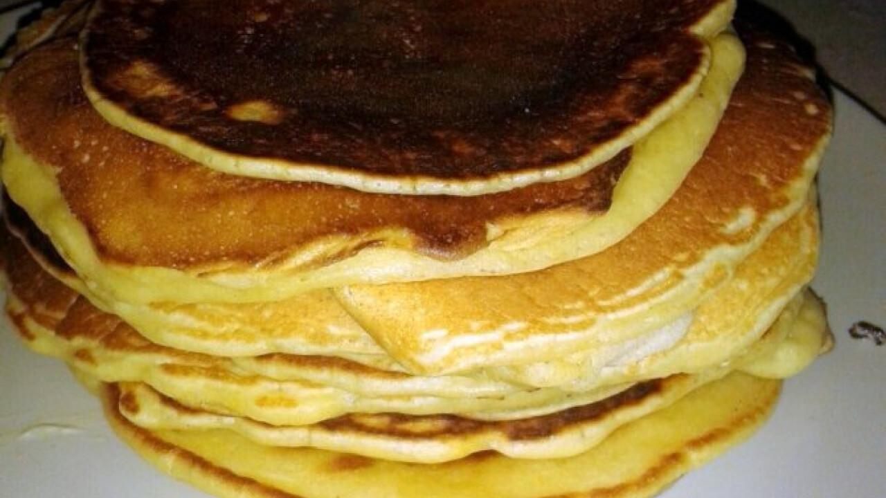 Amerikai palacsinta KittiKrisztina konyhájából