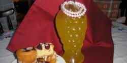 Limoncello likőr Zsuzsamama konyhájából