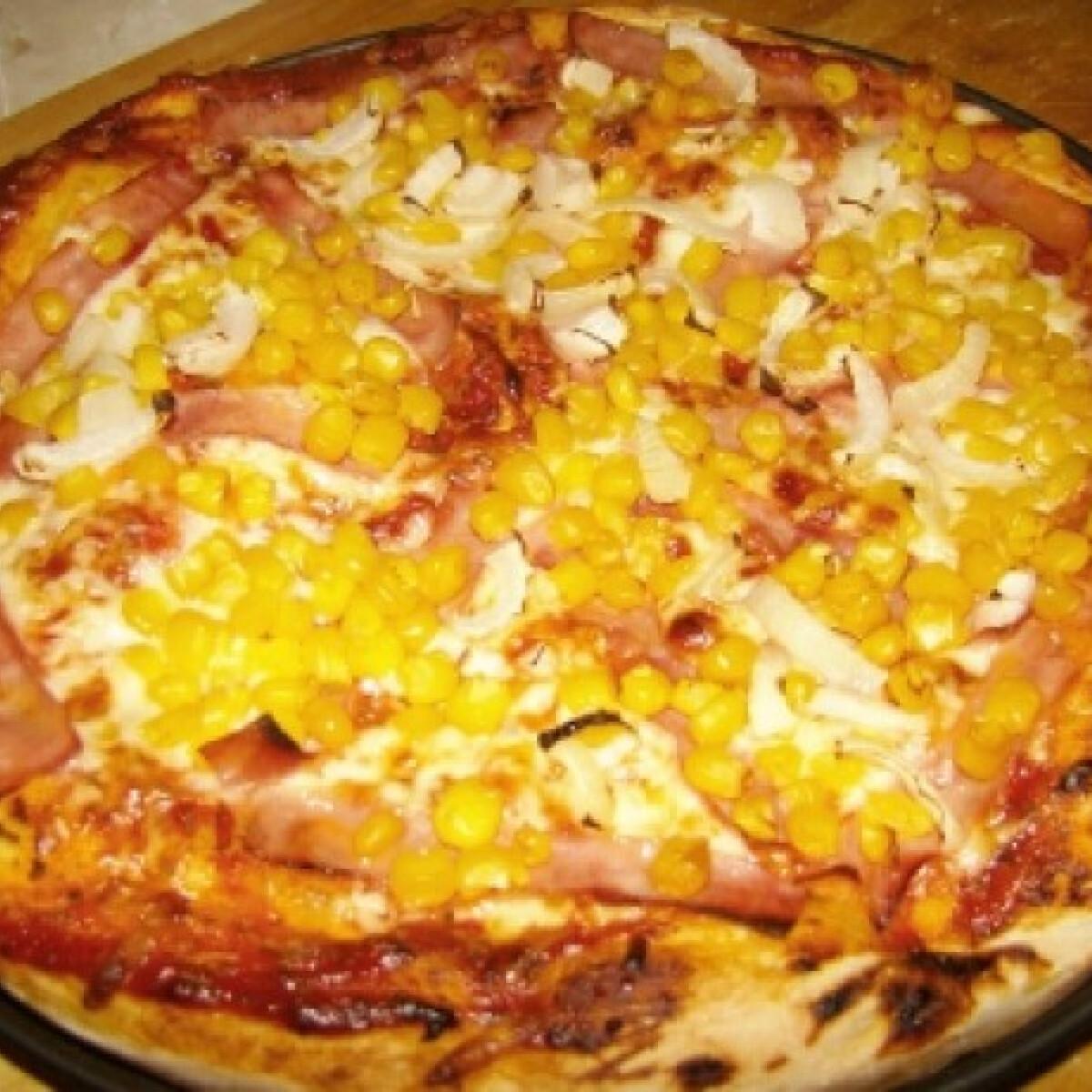 Ezen a képen: Pizzatészta Trixitől
