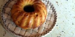 Sütőtökös-sárgabarackos minikuglóf