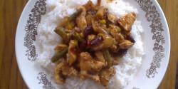 Mexikói csirkeragu