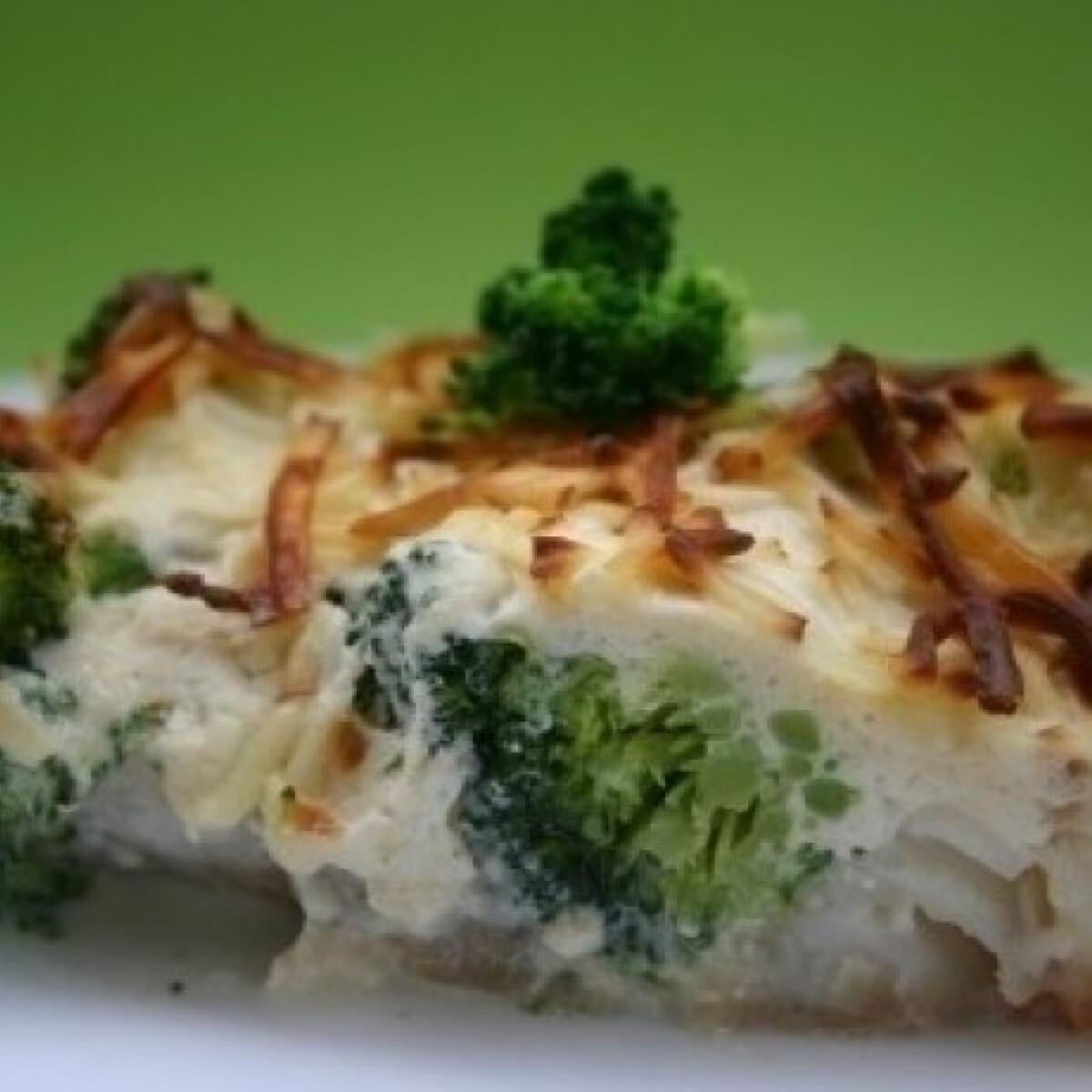 Ezen a képen: Brokkolis vörössügér
