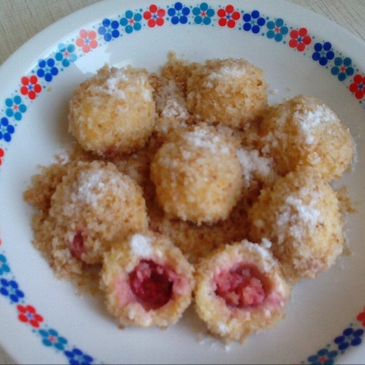 Epres túrógombóc Katrin konyhájából
