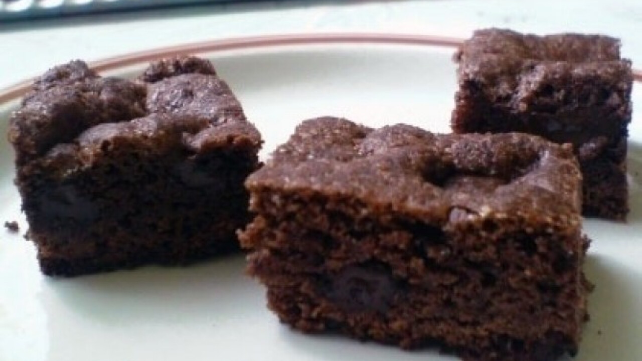 Kakaós-csokis süti
