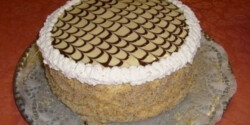 Eszterházy torta 2.