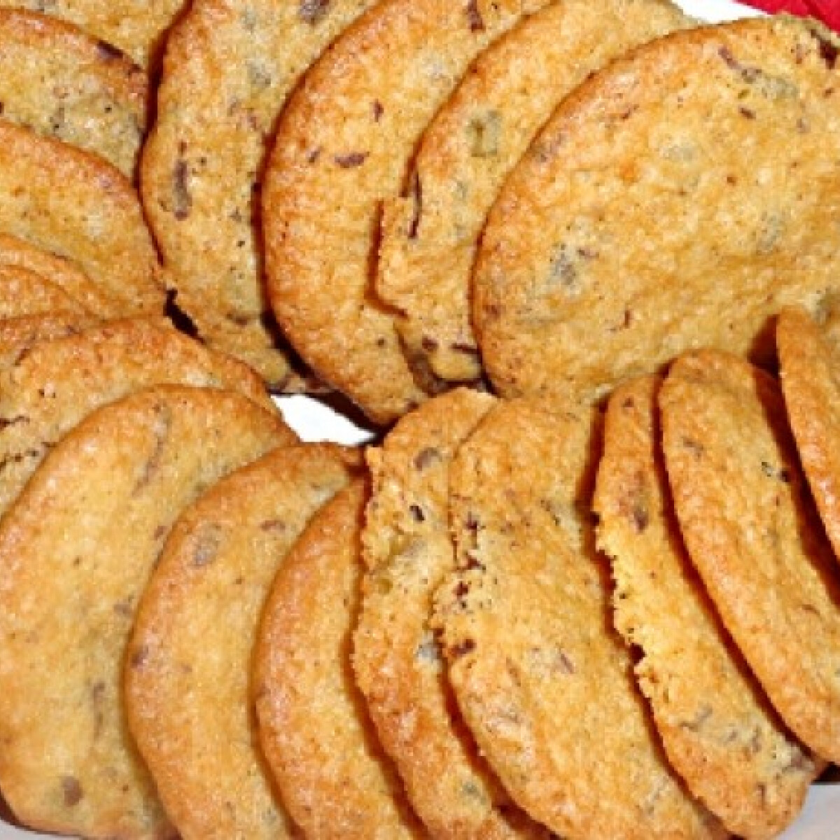 Ezen a képen: Schoko-cookies