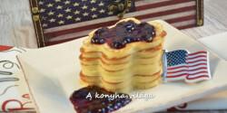 Amerikai palacsinta A konyha világától