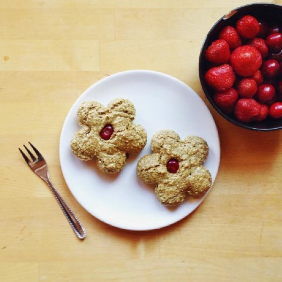 Ezen a képen: Zabkorpás muffinok reggelire