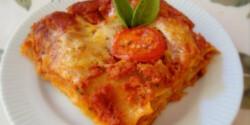 Bolognai lasagne Timi Poppinstól
