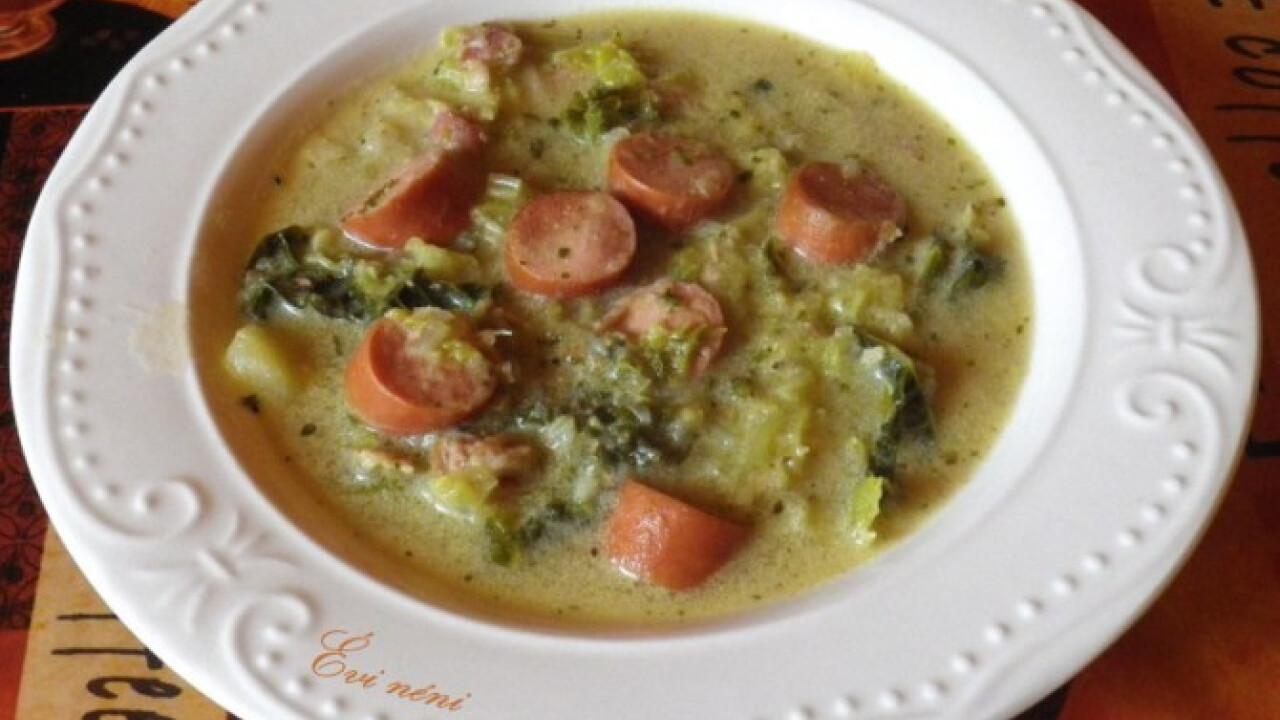 Frankfurti leves Évi néni konyhájából