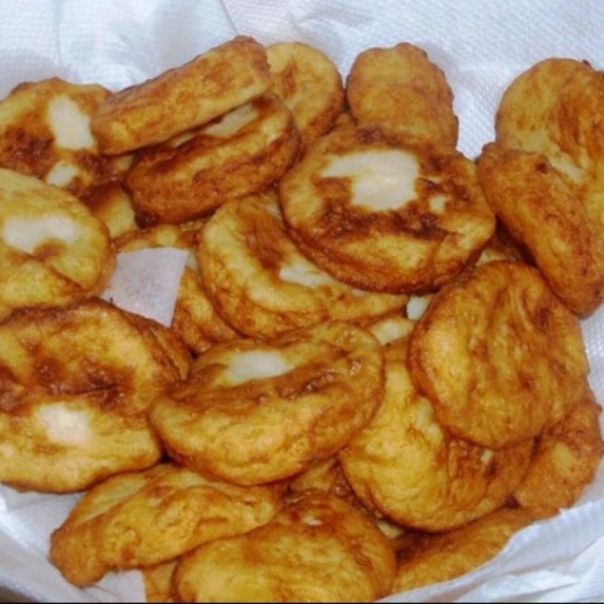 Ezen a képen: Krumplipogácsa vtimi konyhájából