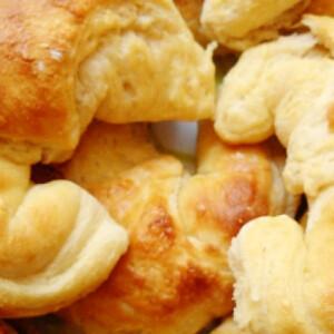Körtés-banános croissant