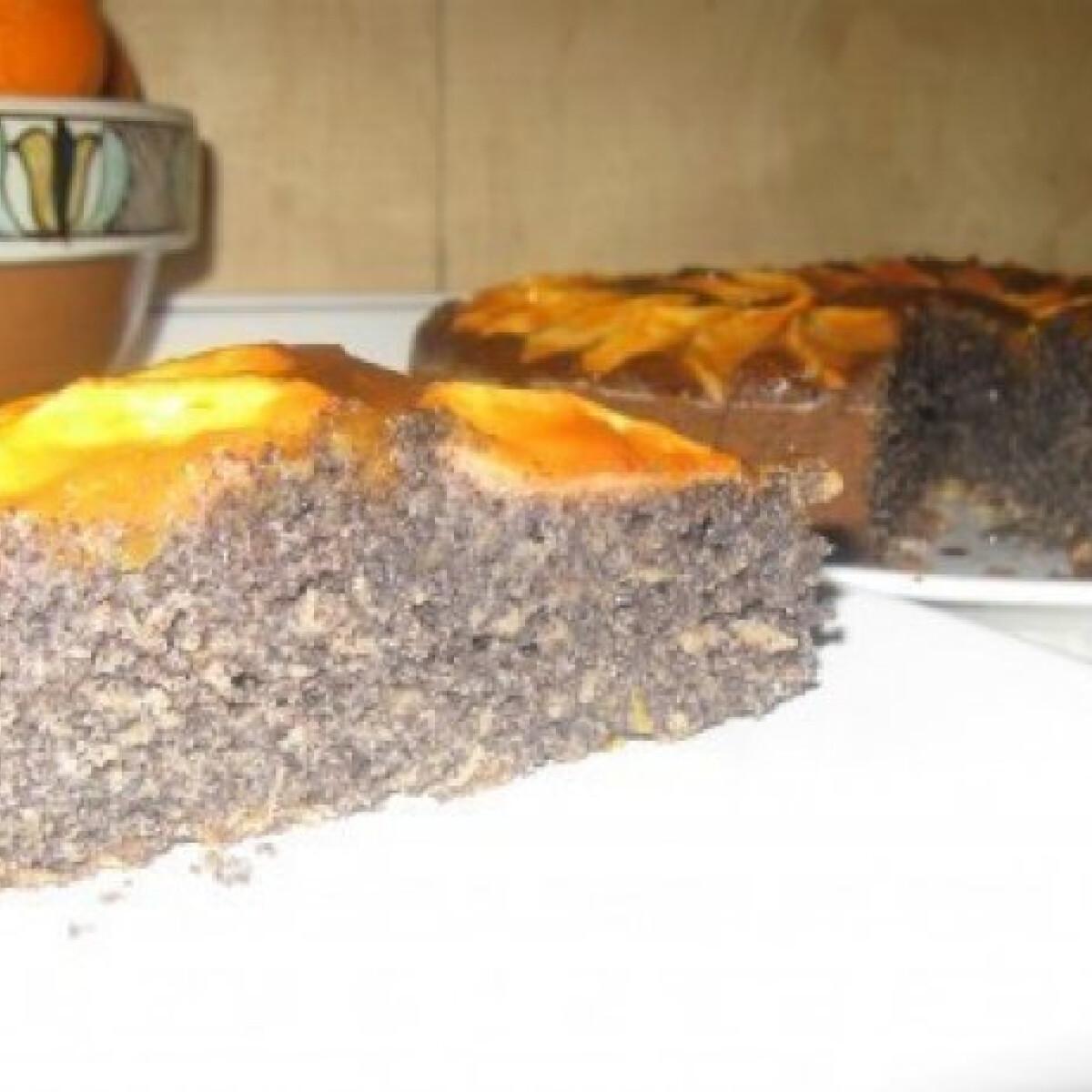 Ezen a képen: Almás-mákos pite 2.