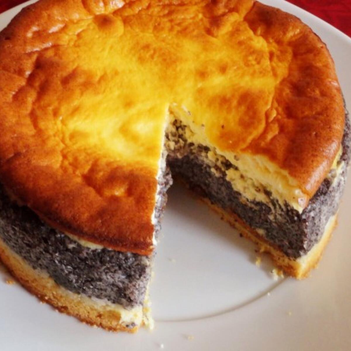 Ezen a képen: Türingiai mákos sütemény