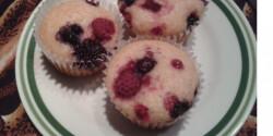 Joghurtos muffin Odzsitól