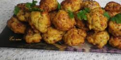 Indiai csirkehúsgolyók