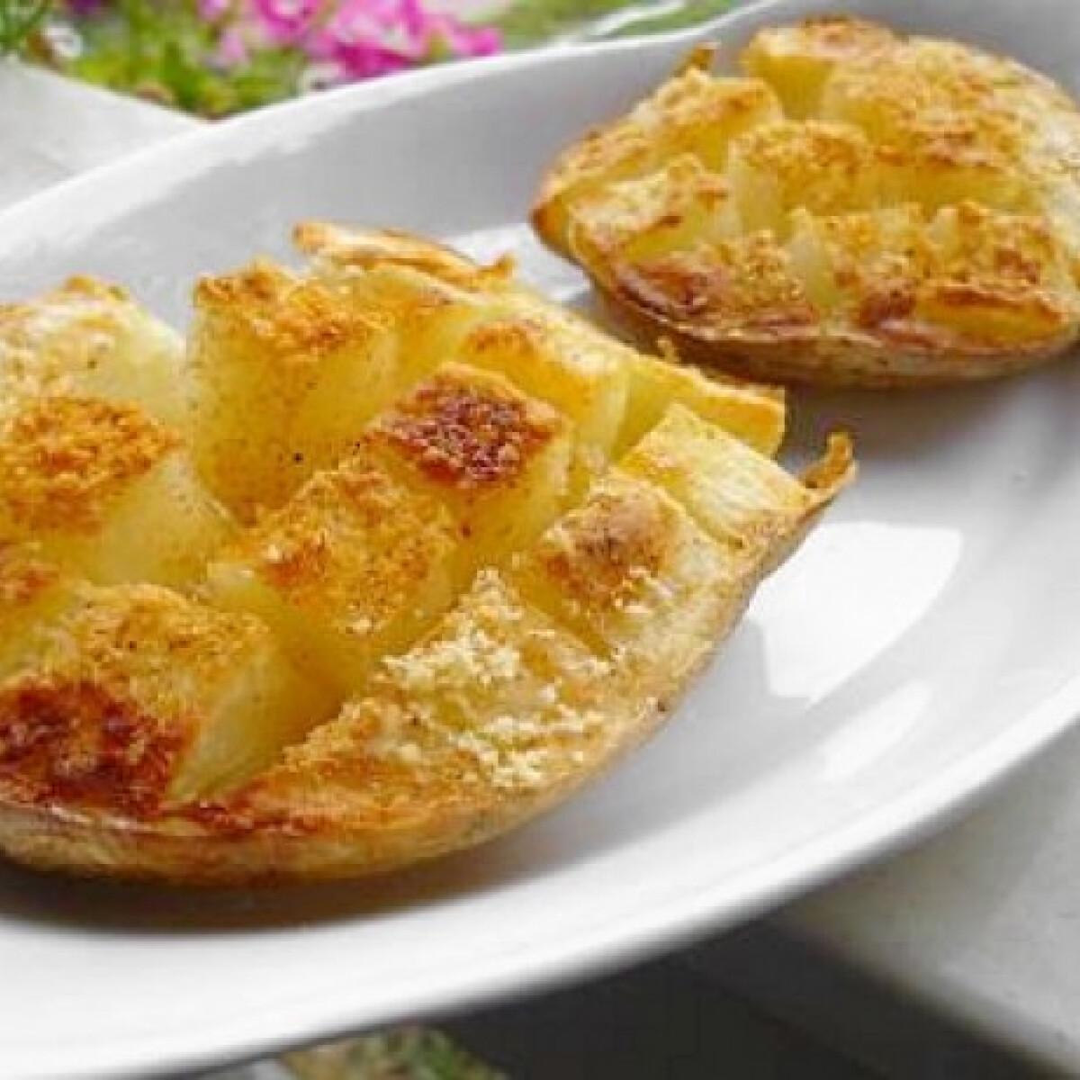 Ezen a képen: Gyors sült krumpli