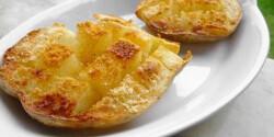 Gyors sült krumpli