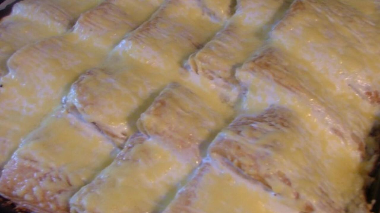 Krémsajtos-túrós palacsinta