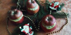 Almakrémleves almában