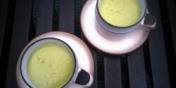 Curry-s avokádóleves