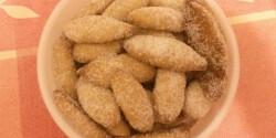 Gluténmentes diabetikus diós kifli