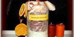 Forró csokoládé 3. - narancsos