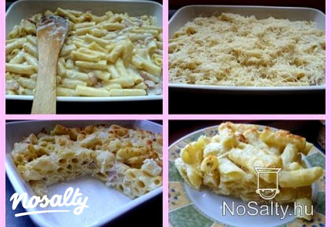Ezen a képen: Turbó sajtos tészta