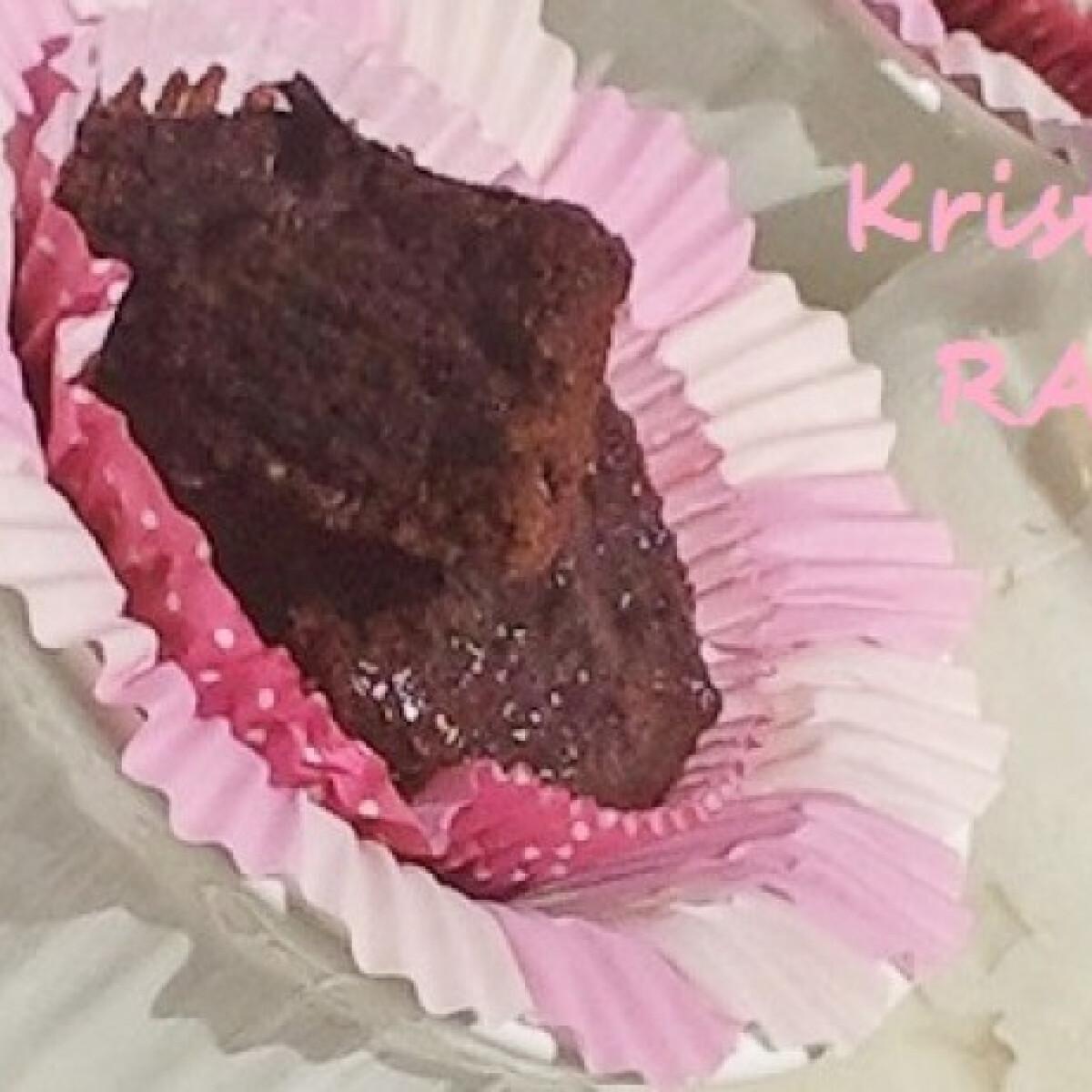 Csokis sütemény vegásan