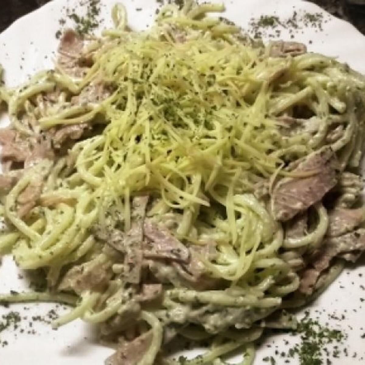 Velencei spagetti