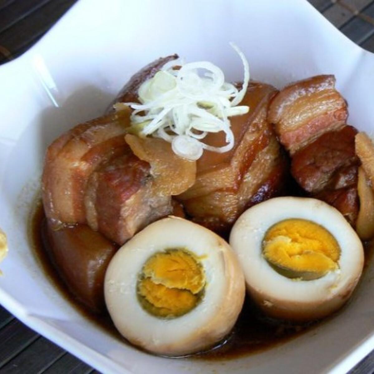 Ezen a képen: Buta no kakuni