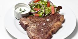 Steak ahogyan a Ring Caféban készül