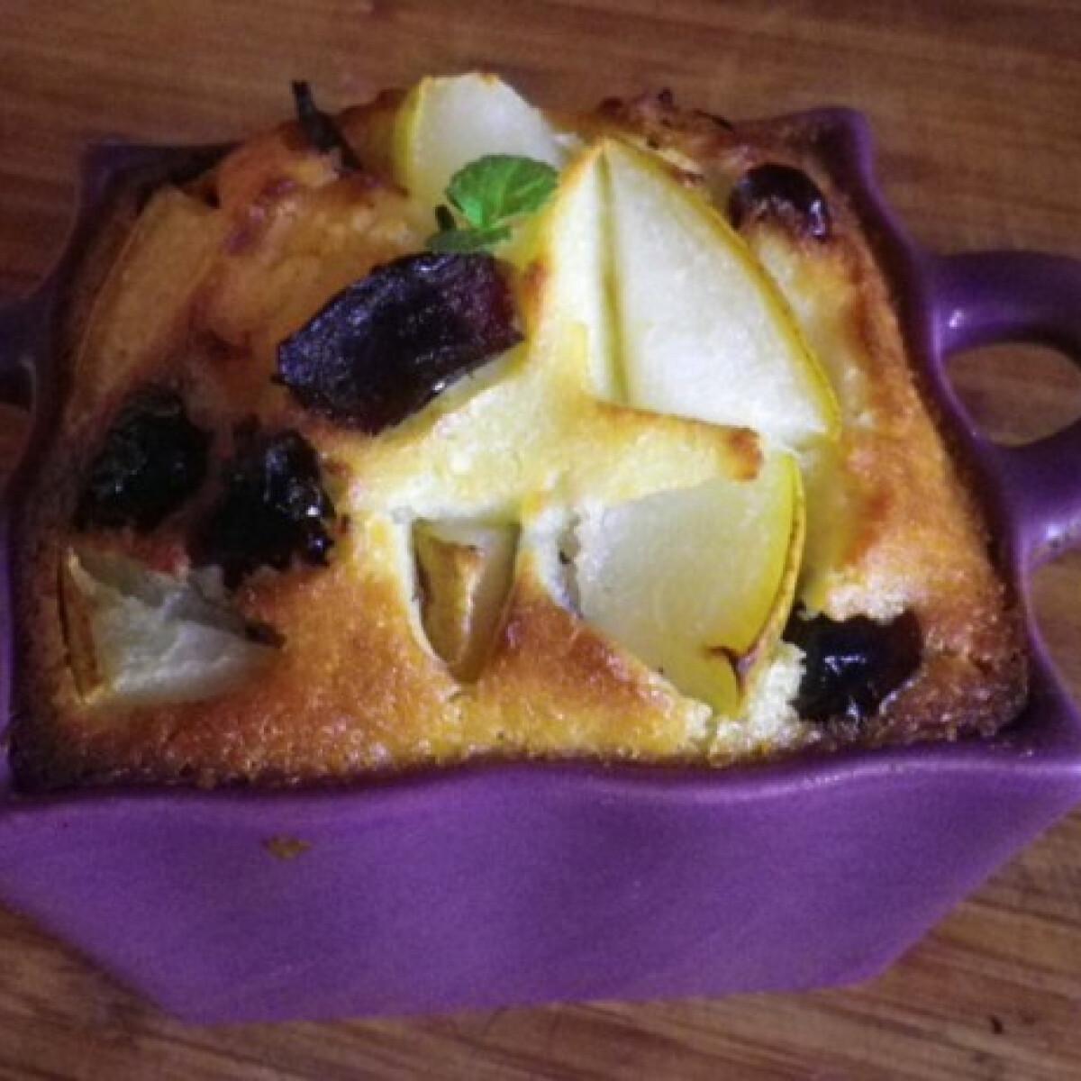 Ezen a képen: Gyümölcsös muffin Évi nénitől