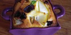 Gyümölcsös muffin Évi nénitől