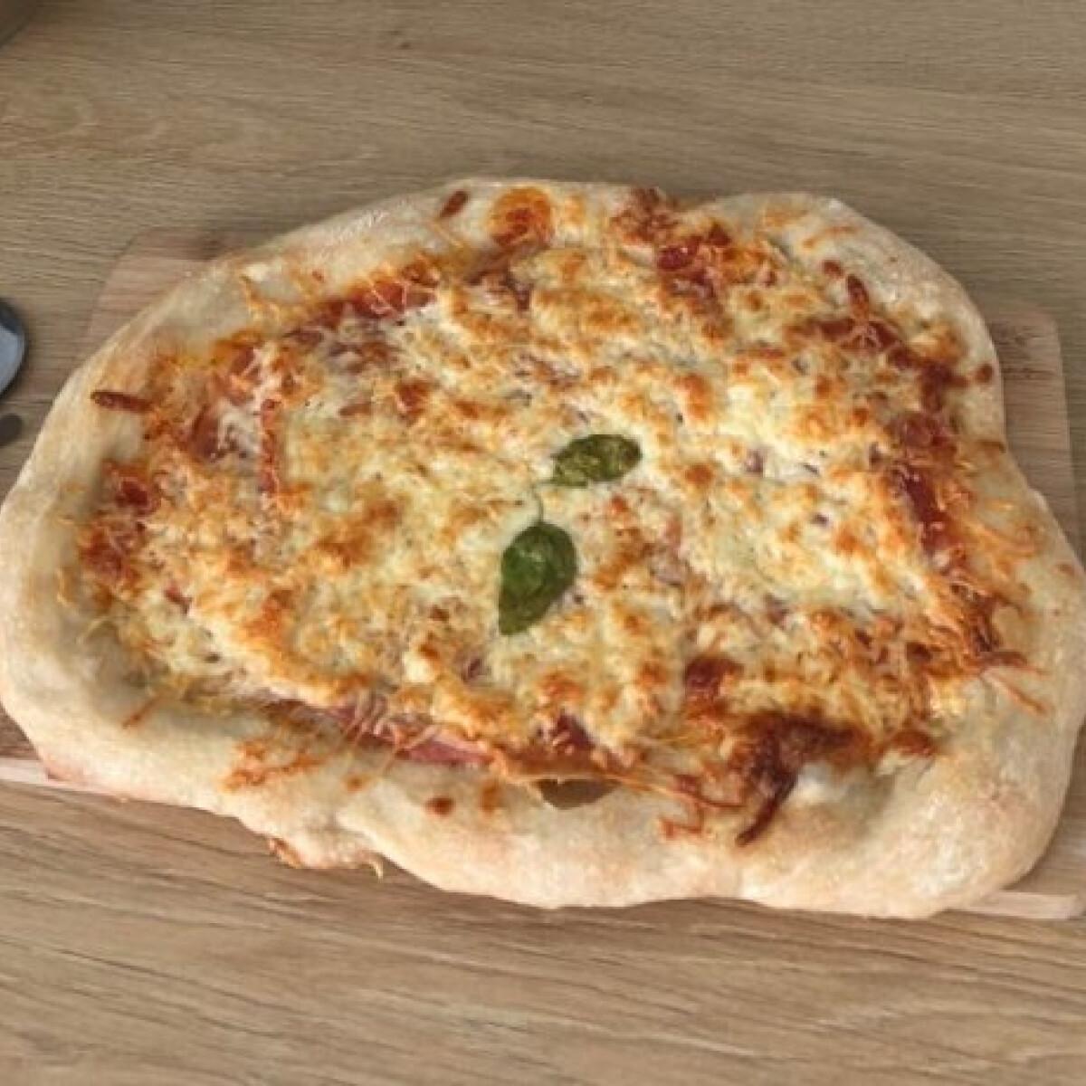 Ezen a képen: A tökéletes pizzatészta