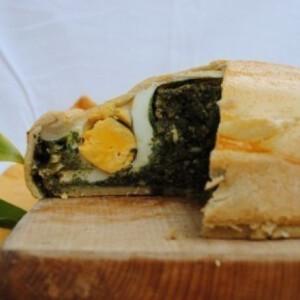 Genovai húsvéti pite