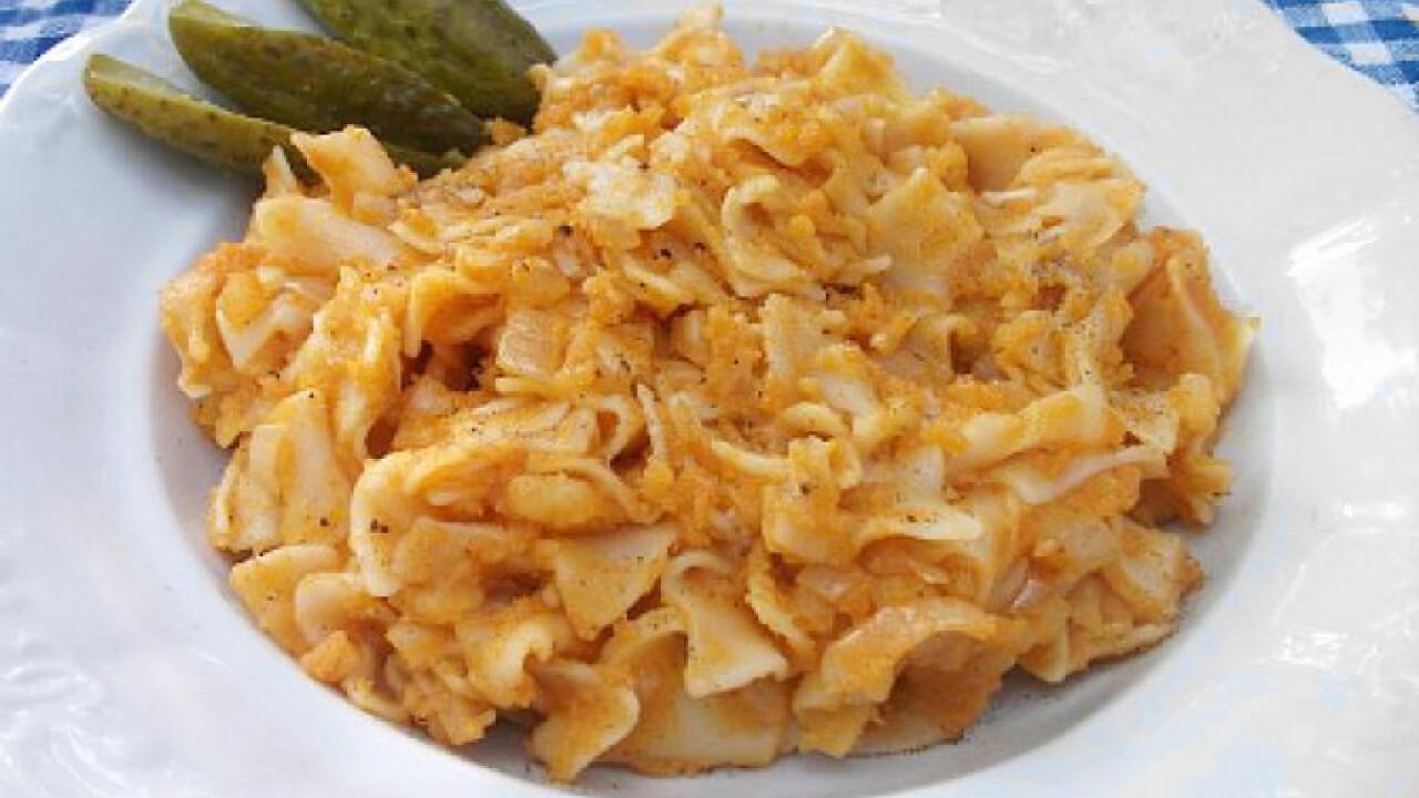 Krumplis tészta Mercedes konyhájából