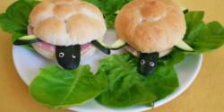 Teknős szendvics
