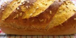 Napraforgós kenyér